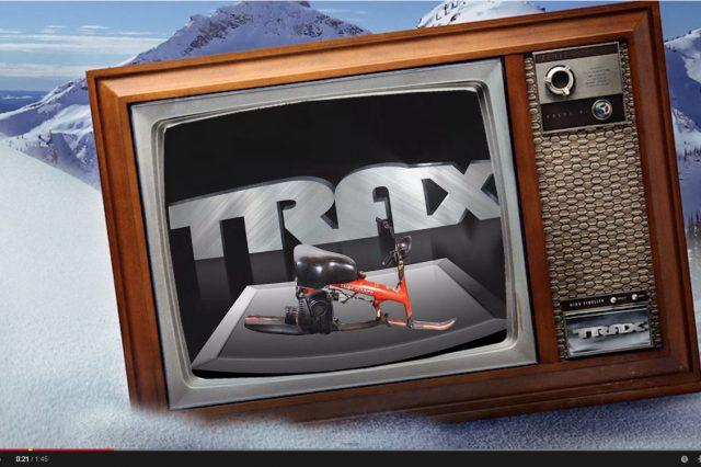 "Trailer Drop: Trax Films' ""The Evolution of Snow Bikes"""