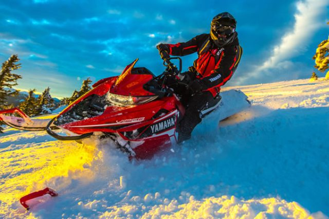 Yamaha 2016 Mountain Snowmobiles Line Up