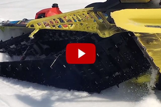 Riding Tip: Cool Your Sled in Spring Conditions