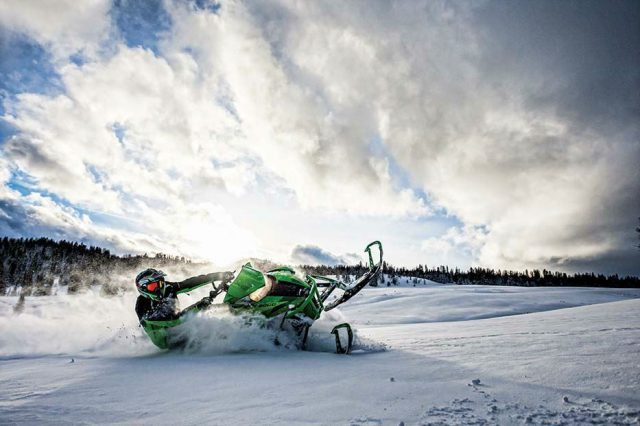 Arctic Cat 2016 Mountain Snowmobiles Lineup