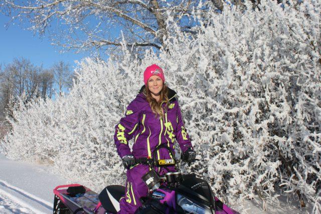 Megan Render's Winter Woes