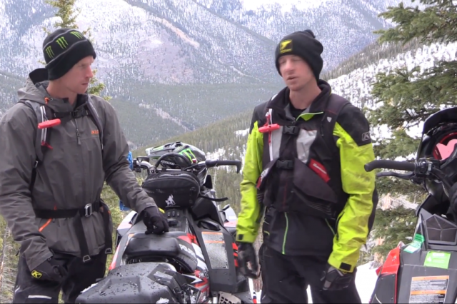 Chris Burandt And Matt Entz Talk Avalanche Airbags