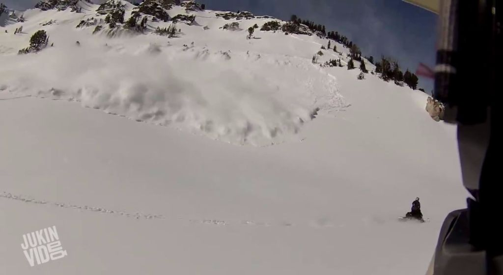 Avalanche Footage