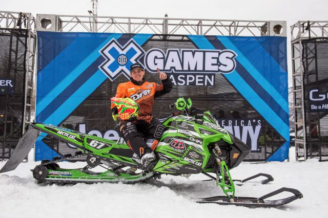Canadian Ryan Simons wins X-Games GOLD