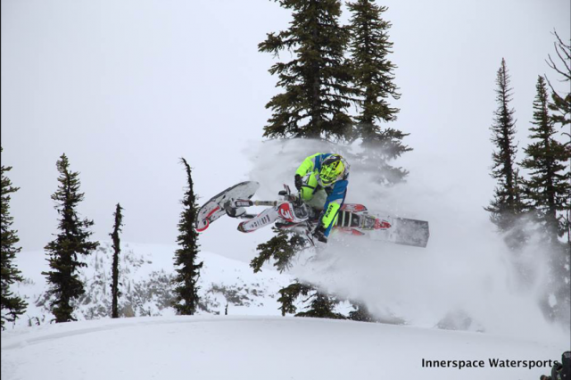 Interview with Brock Hoyer – Leading the Snow Bike Progression