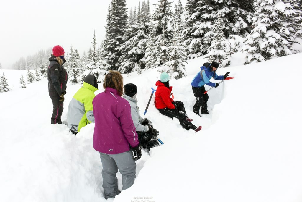 The first decision is to pick a group that takes avalanche safety seriously. Sign your group up for an avalanche course so you can learn together.