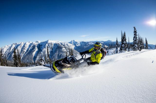 Ski-Doo 2017 Lineup