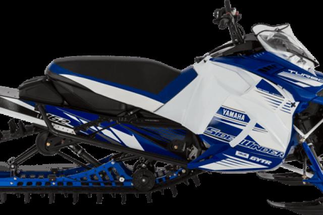 2017 Yamaha Reveal—Factory Turbo