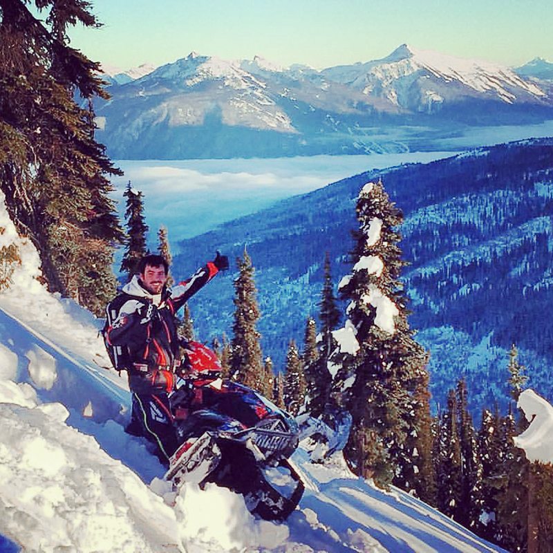 November riding in Washington offered unusually light and powder snow this year. Cody Monroe Photo.