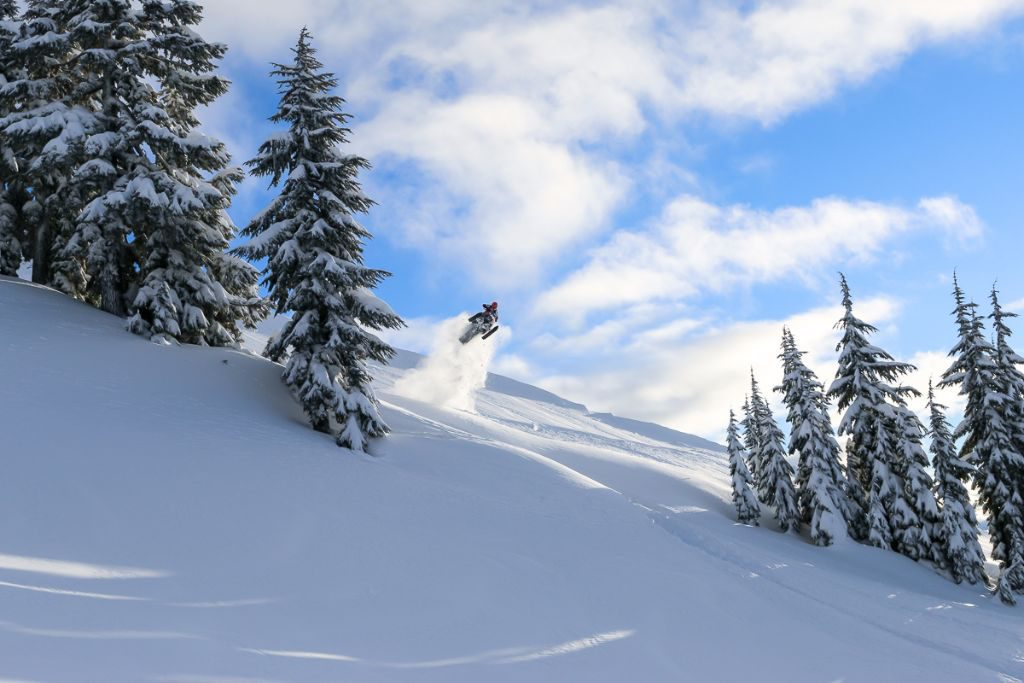 Sometimes you find a spot all to yourself, for an epic day. Peter Neilsen Photo.