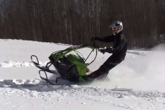 Jetsnow—the Future of Snowmobiling?