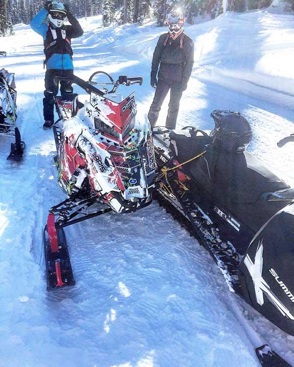 broken-sled