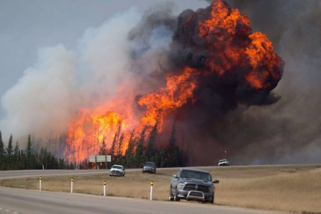 Sled Manufacturers Donate Big to Fort McMurray Fire Relief