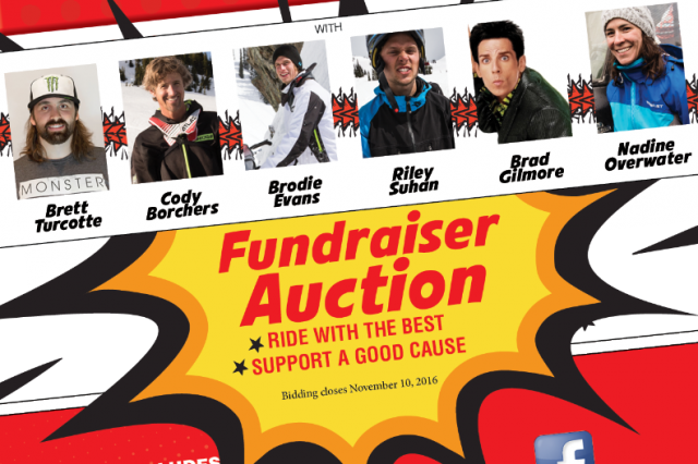 Dream Team Ride – Fundraiser Auction