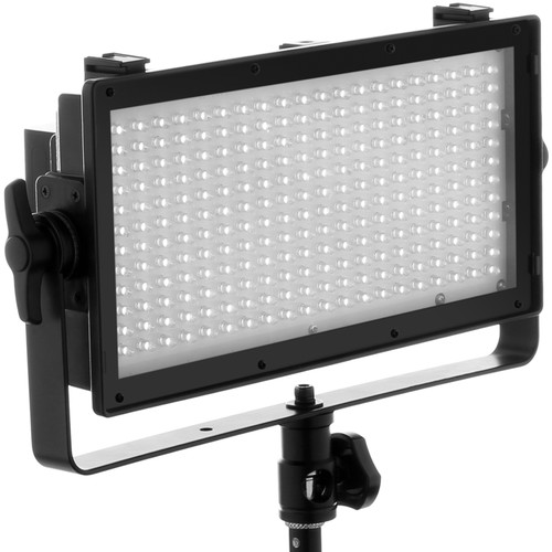 You can take your footage to another level with some dedicated light panels.