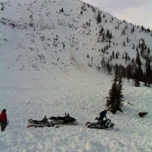Avalanche Canada: Throttle Decisions Video Series