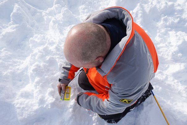 Avalanche Safety Transceiver Interference