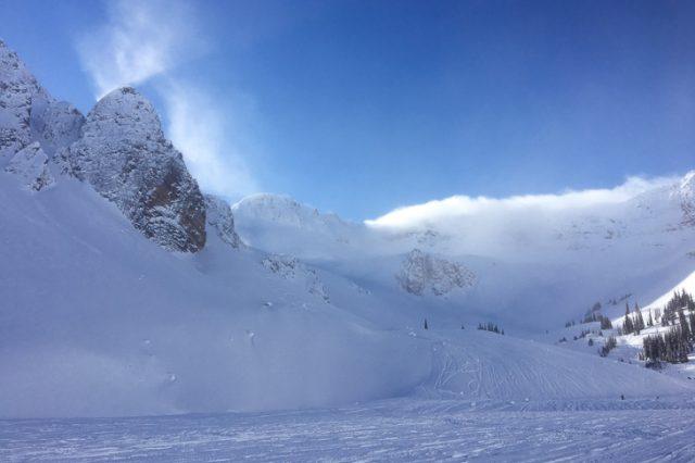 Conditions Report: Golden Jan 27, 2017