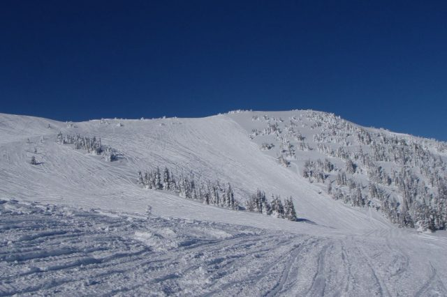 The Effects of Compaction on Avalanche Terrain