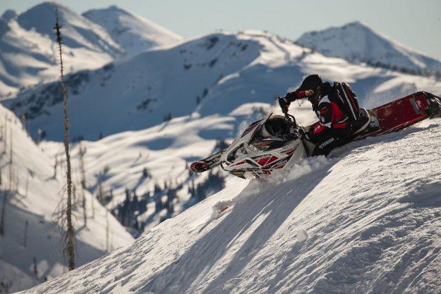 Yamaha 2018 Snowmobiles Unveiled
