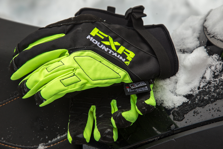 A Hipora brand waterproof-breathable membrane is utilized to keep the Attack Lite dry.