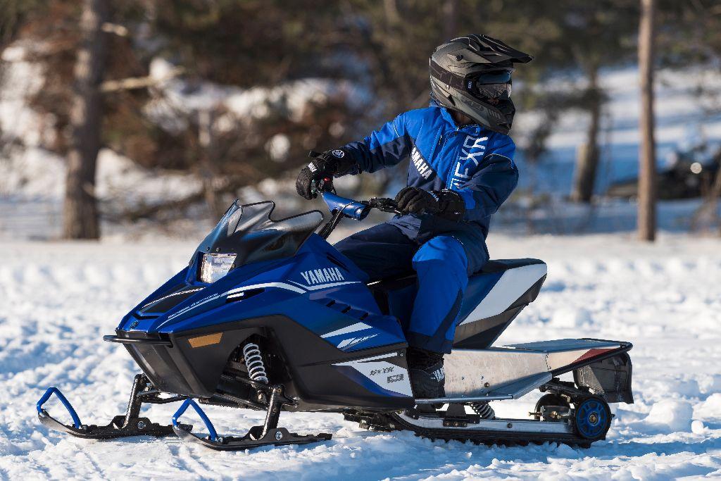 Yamaha 2018 SnoScoot