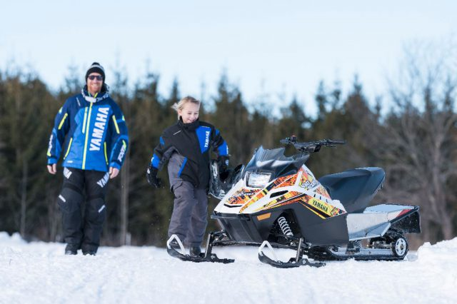 Yamaha brings back SnoScoot in 2018 for 50th Anniversary