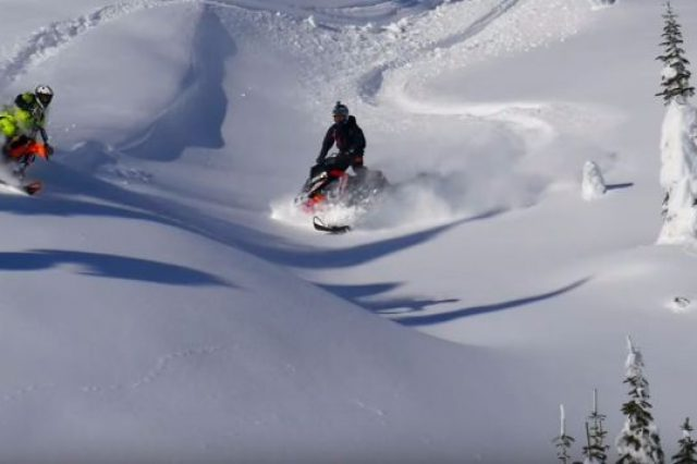 Can Snowbikes and Sleds Co-exist in Harmony?