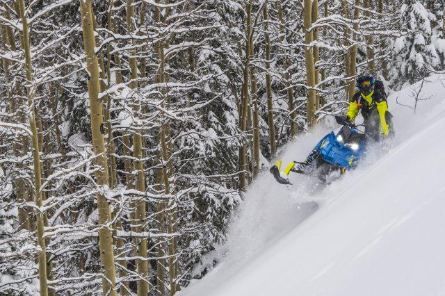 Polaris 2018 Snowmobiles Unveiling