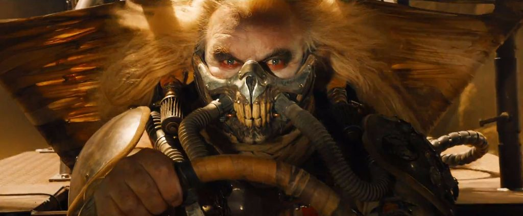 One day, mechanics—like Immortan Joe from the latest Mad Max move—will rule the world.