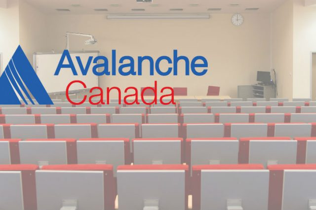 Avalanche Canada Presentations at Sled Shows Focus on Close Calls