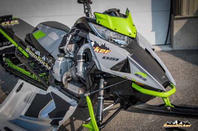 BoonDocker releases Sidekick Pump Gas Arctic Cat Turbo Kit