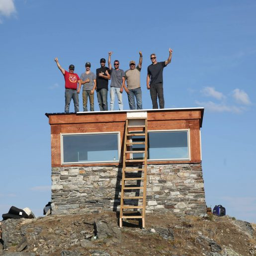 Newly Renovated Eagle Pass Fire Lookout May Be Torn Down by Gov't