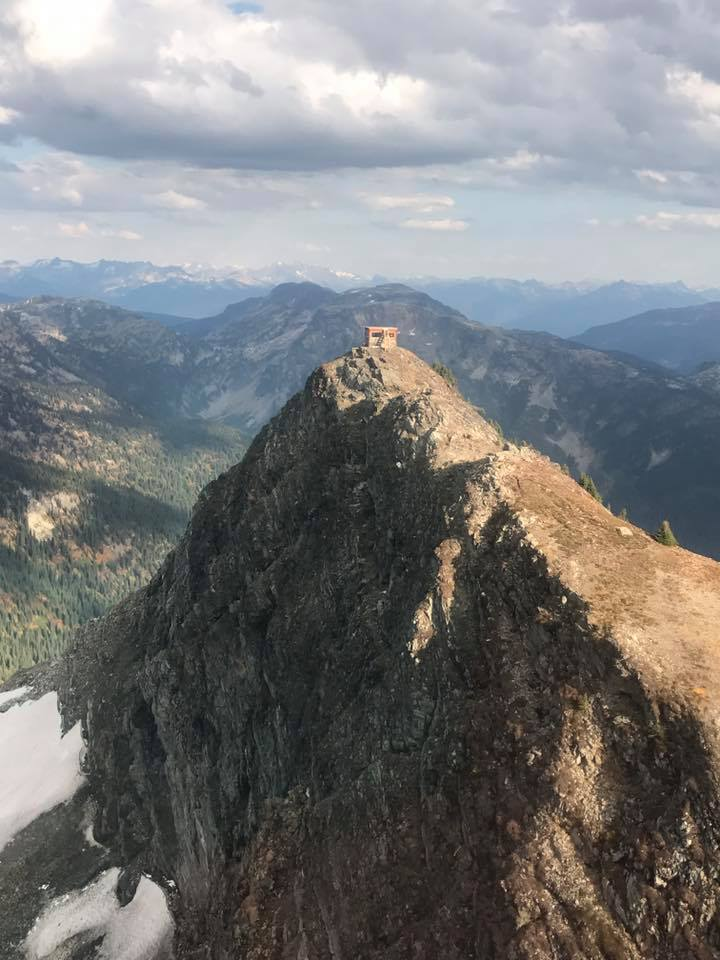 Eagle Pass Fire Lookout