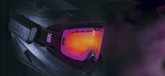 9fdfe2d65de 509 Debuts Heated Ignite Goggle Series to Eliminate Fogging