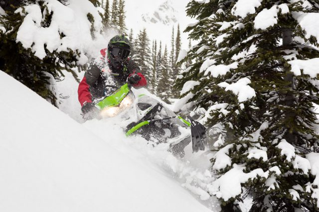 2018 Arctic Cat M8000: Measured Innovation Pays Off