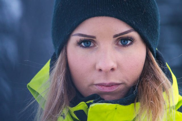Interview with Ella Snäll – First Woman to Backflip on a Snowmobile