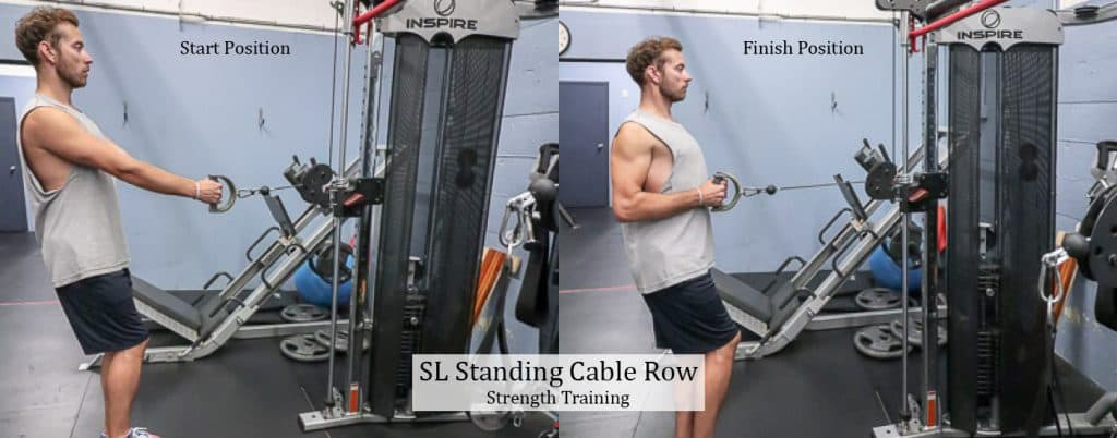 Exercise Routine for Snowmobiling