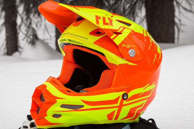 Fly Racing F2 Carbon Forge Helmet Review 2018