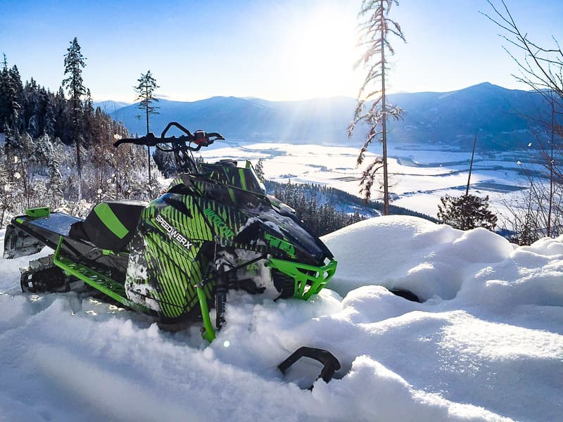 Mountain Snowmobile HIgh School