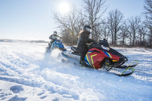 Polaris INDY EVO – New Youth Sled Available in 2018