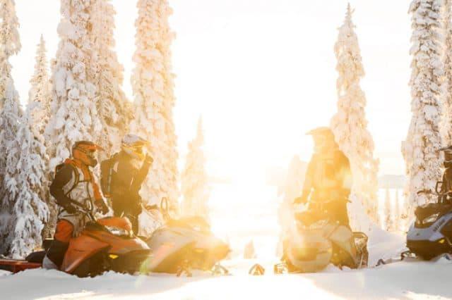 2019 Ski-Doo Snowmobile Lineup for Mountain Riders
