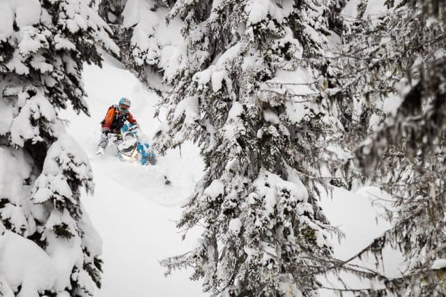 Wrong-Foot Forward Dangle: the Backbone of Backcountry Riding