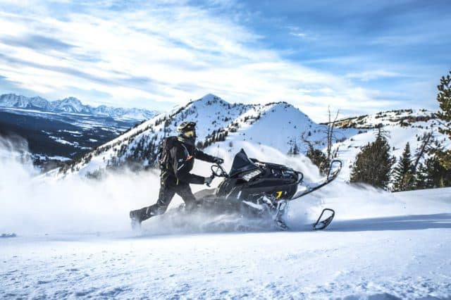 2019 Polaris Snowmobile Lineup