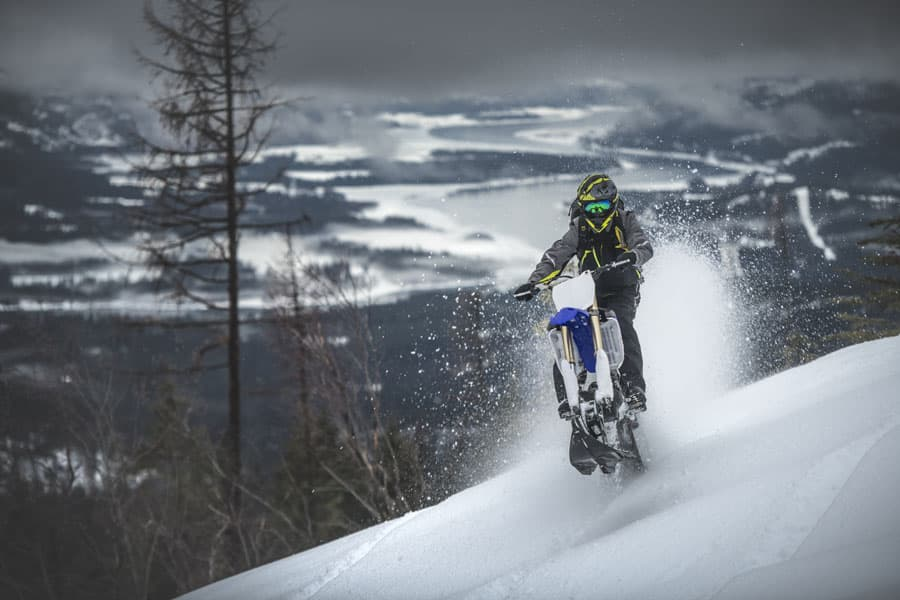 2019 Timbersled Snow Bike Lineup