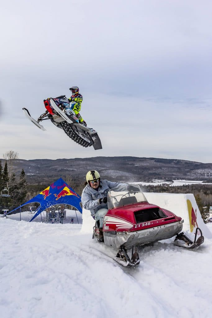 Red Bull Sledhammers 2018