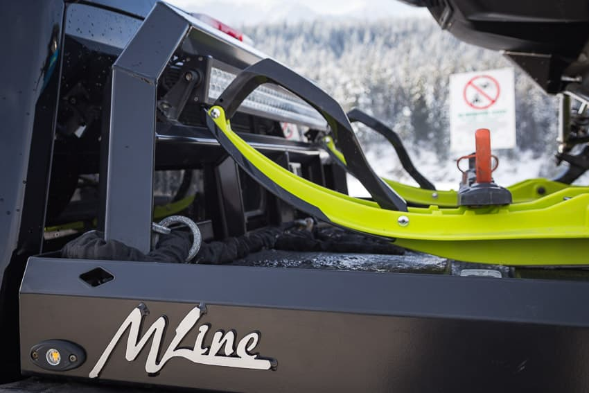 MLine Sled Deck Review