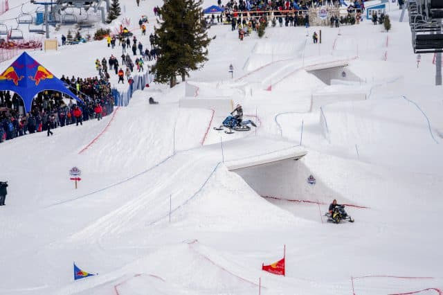 Inaugural Red Bull Sledhammers 2018 Results and Recap