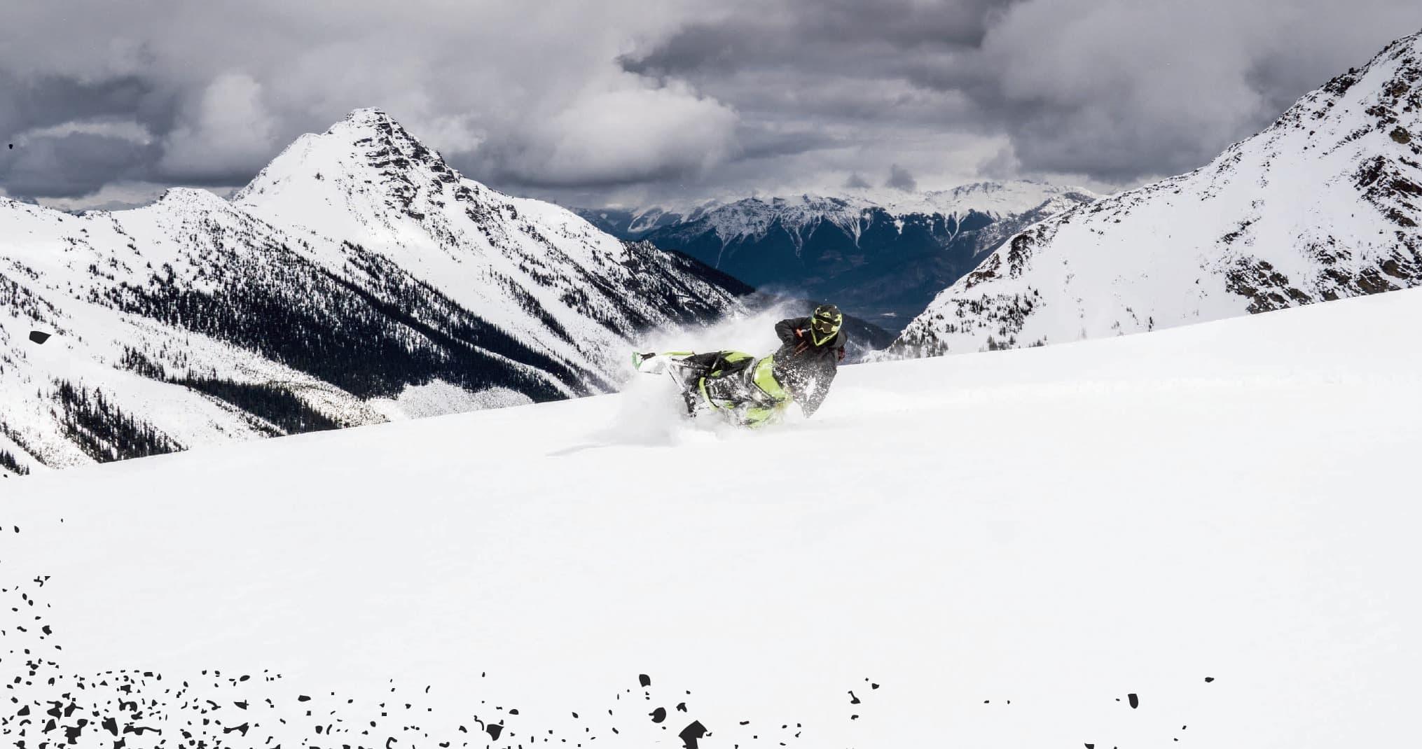 Mountain Sledder Spring Shoot 2018 Gear