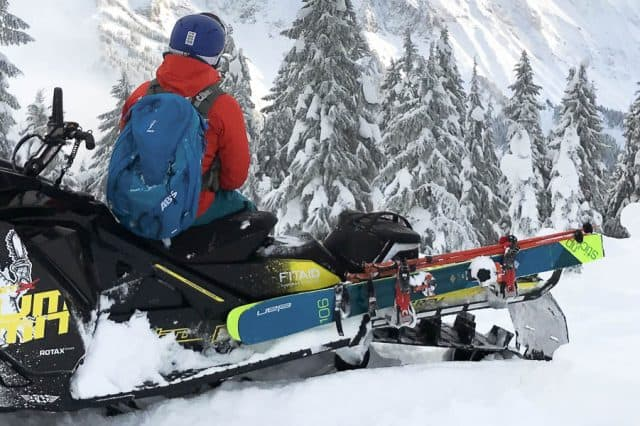 Sled Ski and Snowboard 101: Tips For Sled-Accessed Skiing and Snowboarding